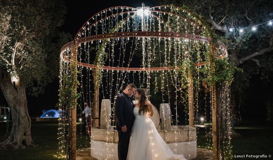 Il matrimonio di Gianluca e Loredana a Brindisi, Brindisi