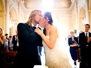 Le nozze di Alfredo e Cristina