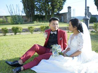 Le nozze di Luisa e Kervin