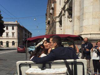 Le nozze di Stefano e Rachele 1