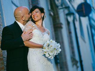 Le nozze di Ida e Richard