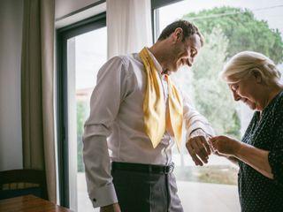 Le nozze di Letizia e Baudouin 1