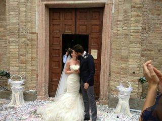Le nozze di Giulia e Viktor