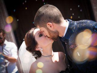 Le nozze di Consuelo e Simone