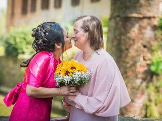Le nozze di Gaia e Claudia