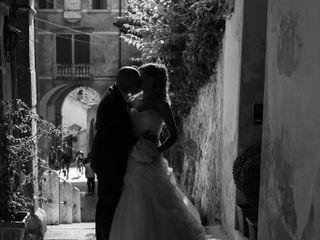 Le nozze di Katia e Giovanni