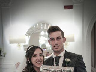 Le nozze di Arianna e Francesco 1