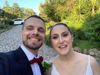 Le nozze di Luca e Nausicaa
