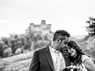 Le nozze di Kristina e Domenico