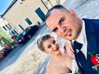 Le nozze di Luisa e Dani