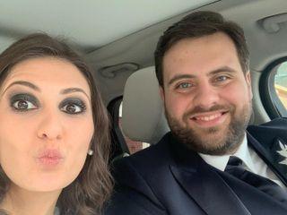 Le nozze di Anna Chiara e Alessio