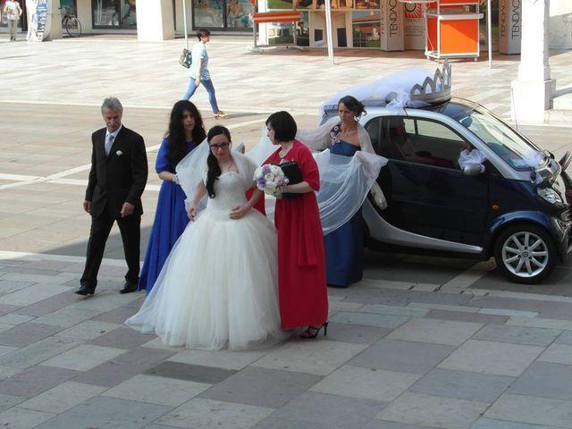 Il matrimonio di Elisabetta e Marco a Oderzo, Treviso 4