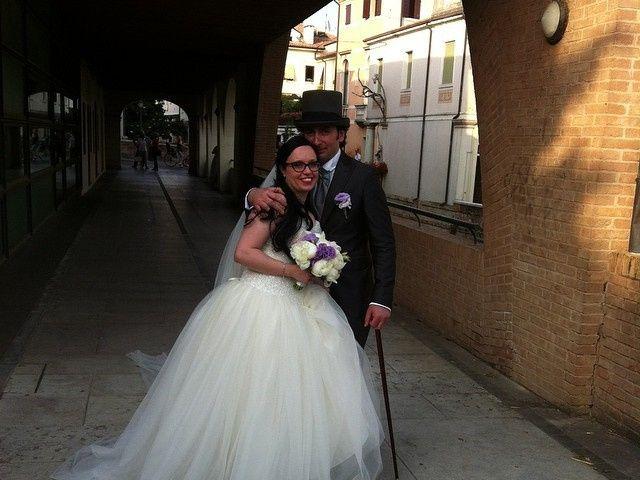 Il matrimonio di Elisabetta e Marco a Oderzo, Treviso 7