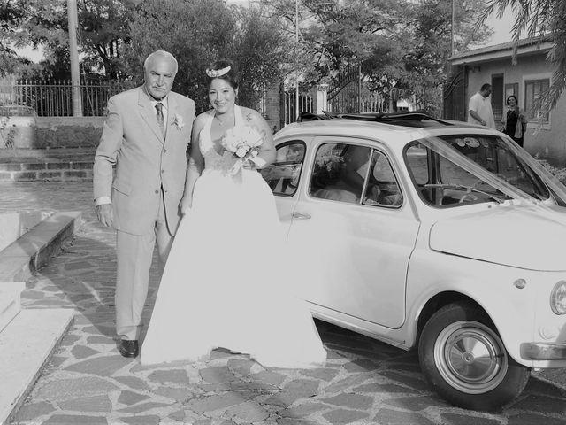 Il matrimonio di matteo e jessica a Bracciano, Roma 2