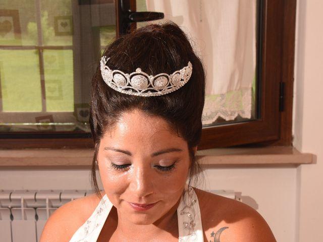 Il matrimonio di matteo e jessica a Bracciano, Roma 6