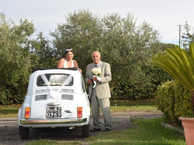 Il matrimonio di matteo e jessica a Bracciano, Roma 9