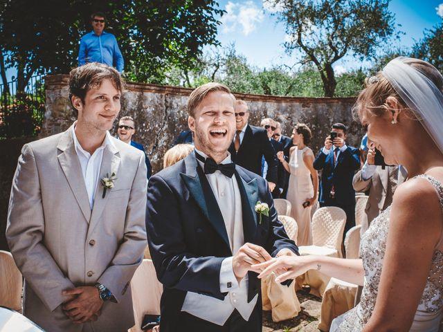 Il matrimonio di Christian e Wilde a Lucca, Lucca 9