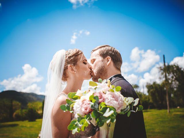 Il matrimonio di Christian e Wilde a Lucca, Lucca 1