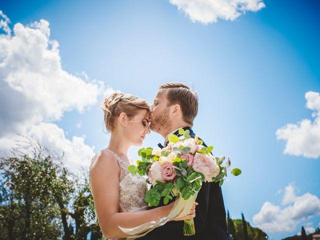 Il matrimonio di Christian e Wilde a Lucca, Lucca 10