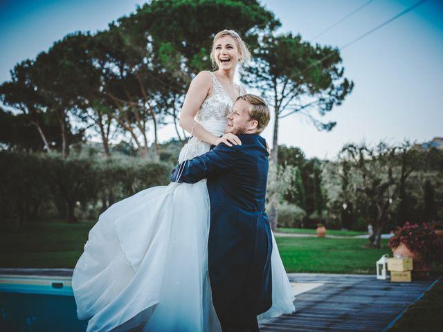 Il matrimonio di Christian e Wilde a Lucca, Lucca 15