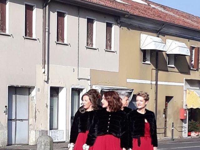 Il matrimonio di Michele e Alessandra a Tribano, Padova 3