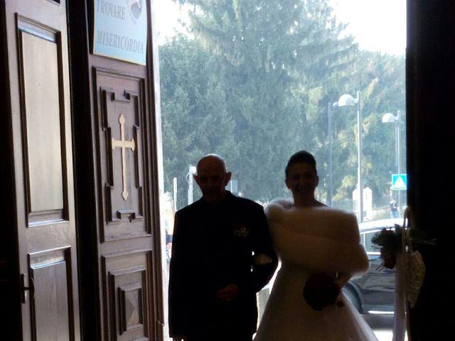 Il matrimonio di Michele e Alessandra a Tribano, Padova 6