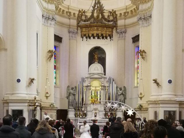 Il matrimonio di Michele e Alessandra a Tribano, Padova 8