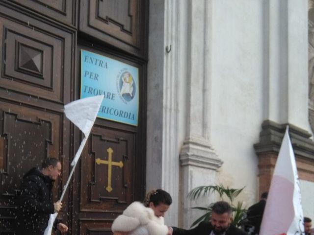 Il matrimonio di Michele e Alessandra a Tribano, Padova 10