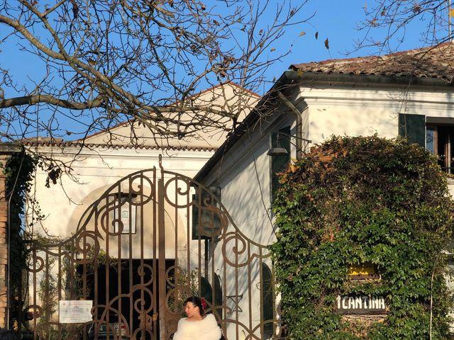 Il matrimonio di Michele e Alessandra a Tribano, Padova 13