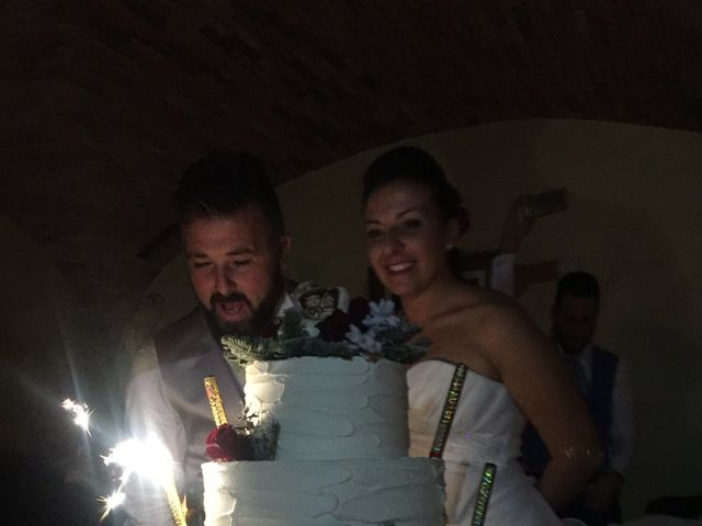 Il matrimonio di Michele e Alessandra a Tribano, Padova 20