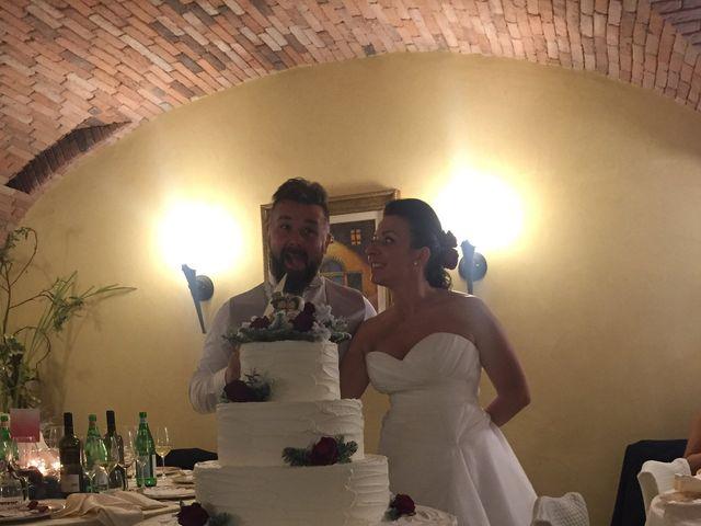 Il matrimonio di Michele e Alessandra a Tribano, Padova 21