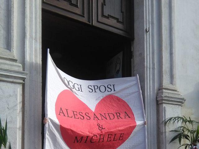 Il matrimonio di Michele e Alessandra a Tribano, Padova 23