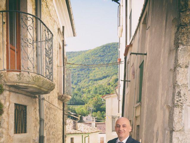 Il matrimonio di Fabio e Elena a Villetta Barrea, L'Aquila 8
