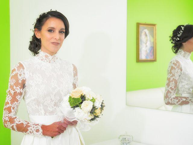 Il matrimonio di Fabio e Elena a Villetta Barrea, L'Aquila 13