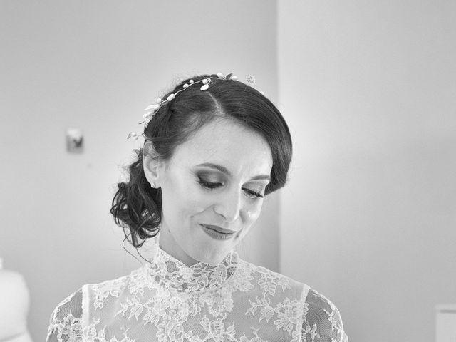 Il matrimonio di Fabio e Elena a Villetta Barrea, L'Aquila 14