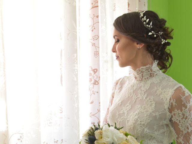 Il matrimonio di Fabio e Elena a Villetta Barrea, L'Aquila 17