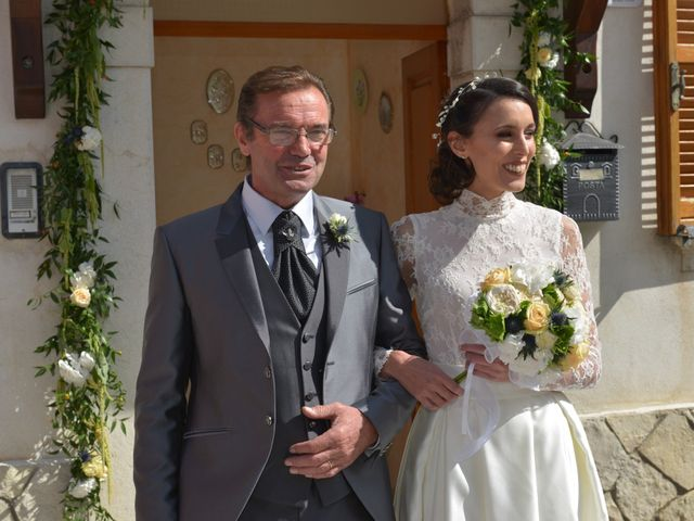 Il matrimonio di Fabio e Elena a Villetta Barrea, L'Aquila 22