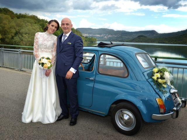 Il matrimonio di Fabio e Elena a Villetta Barrea, L'Aquila 33