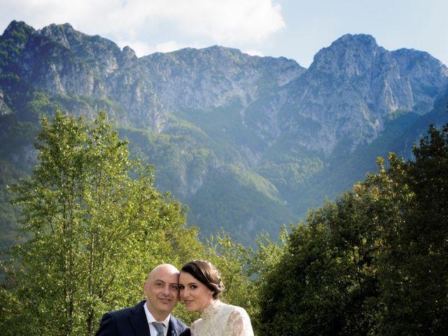 Il matrimonio di Fabio e Elena a Villetta Barrea, L'Aquila 35