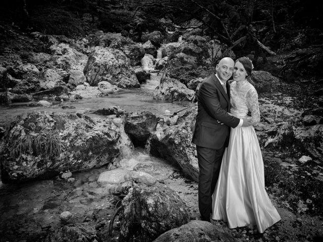 Il matrimonio di Fabio e Elena a Villetta Barrea, L'Aquila 2