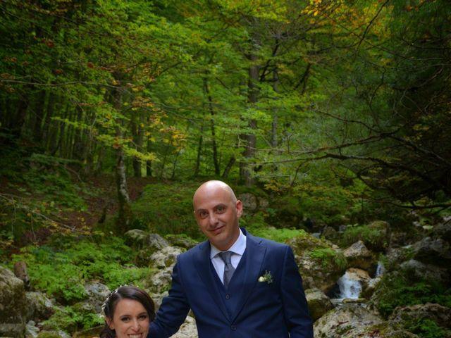 Il matrimonio di Fabio e Elena a Villetta Barrea, L'Aquila 37