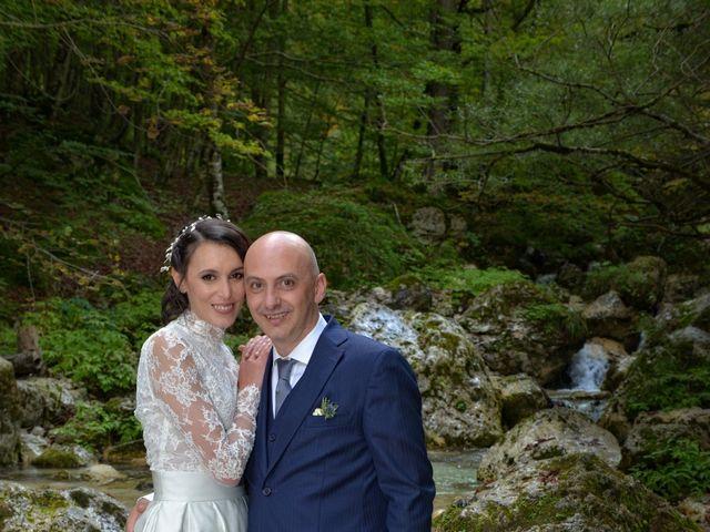 Il matrimonio di Fabio e Elena a Villetta Barrea, L'Aquila 38
