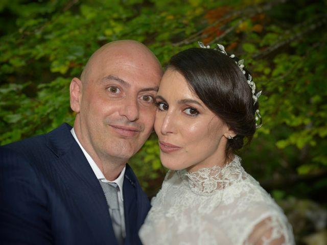 Il matrimonio di Fabio e Elena a Villetta Barrea, L'Aquila 39