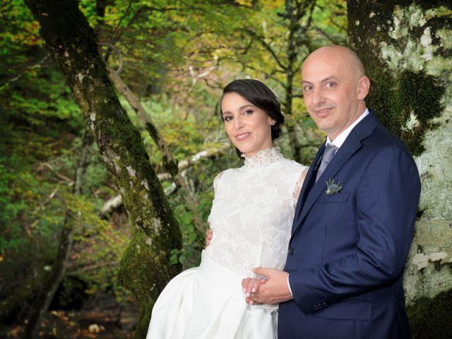 Il matrimonio di Fabio e Elena a Villetta Barrea, L'Aquila 40