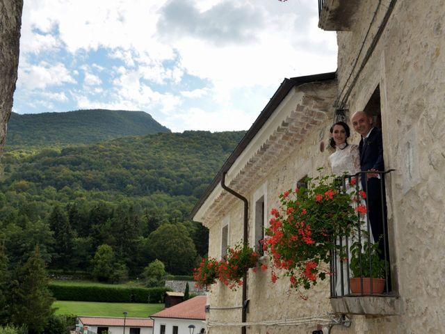 Il matrimonio di Fabio e Elena a Villetta Barrea, L'Aquila 41