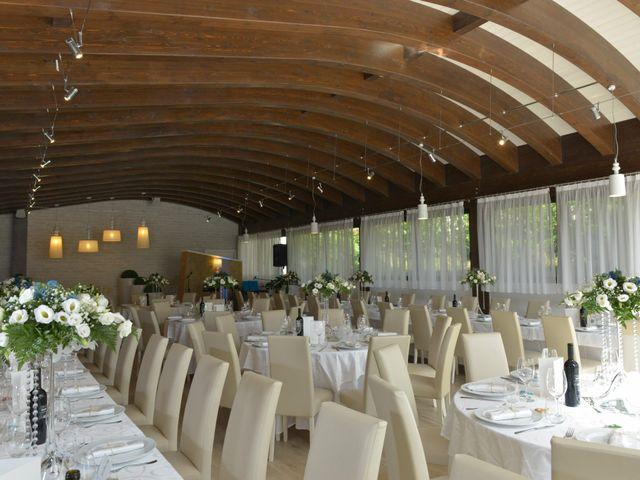 Il matrimonio di Fabio e Elena a Villetta Barrea, L'Aquila 47