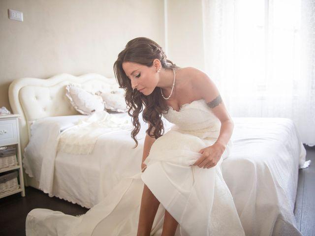 Il matrimonio di Ilaria e Gionata a Livorno, Livorno 11