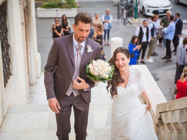 Il matrimonio di Ilaria e Gionata a Livorno, Livorno 16