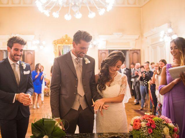 Il matrimonio di Ilaria e Gionata a Livorno, Livorno 19