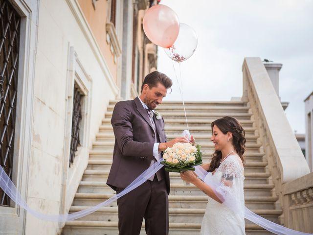 Il matrimonio di Ilaria e Gionata a Livorno, Livorno 26